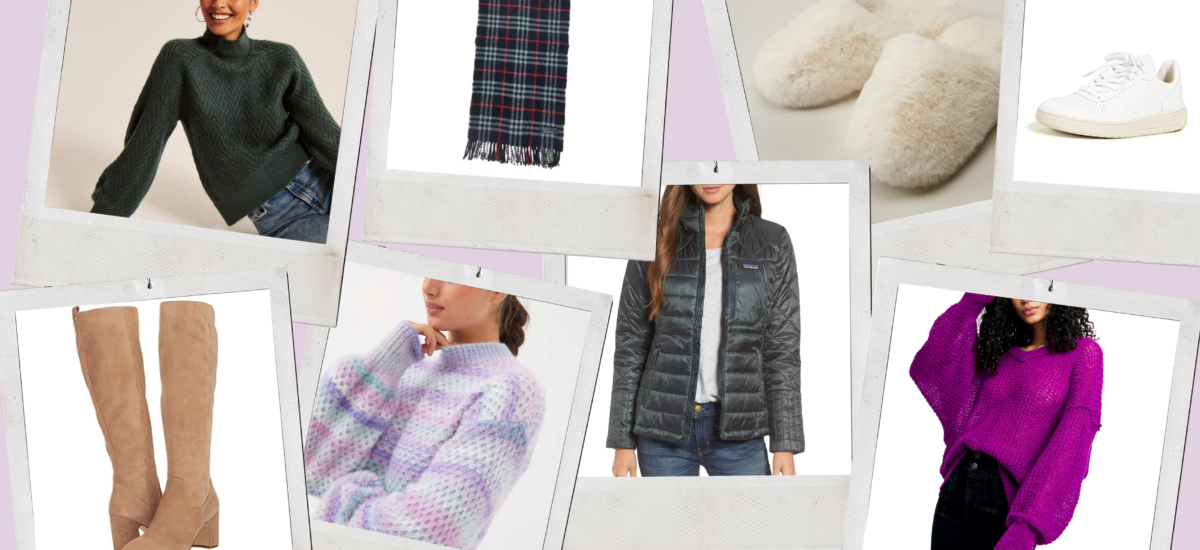 a clothing gift guide for her